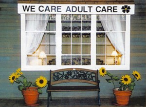 We Care Adult Care, Inc.